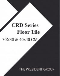 300x300 & 400x400 MM FLOOR TILE CRD_Series