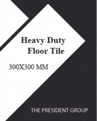 300x300 MM Heavy Duty Floor Tile